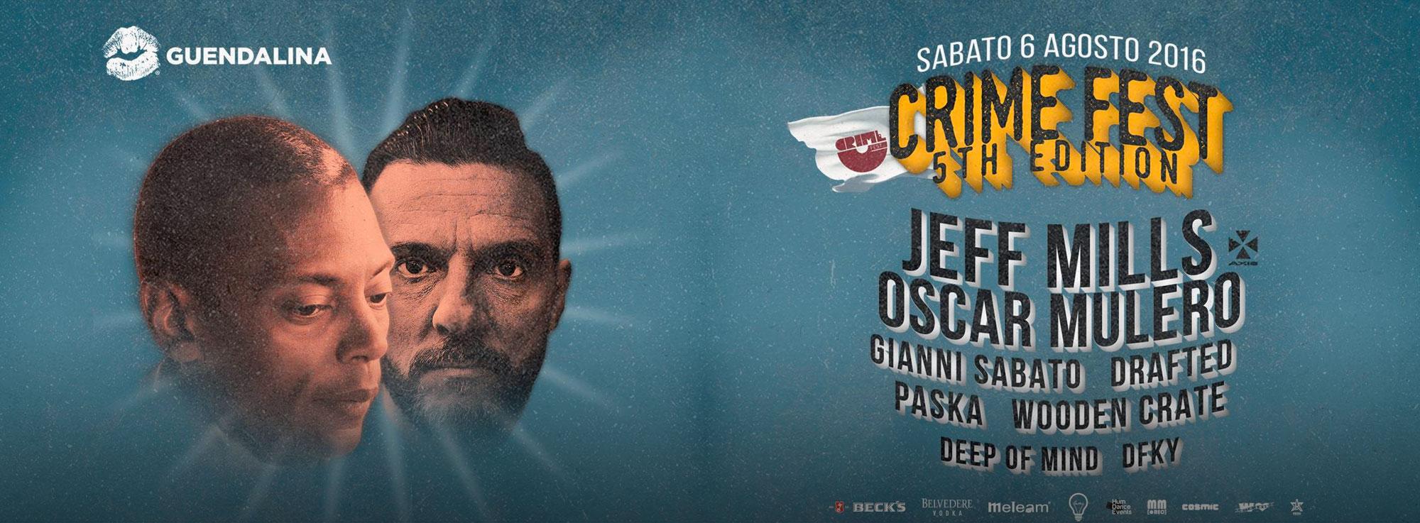 Santa Cesarea Terme, Gallipoli: Crime Fest
