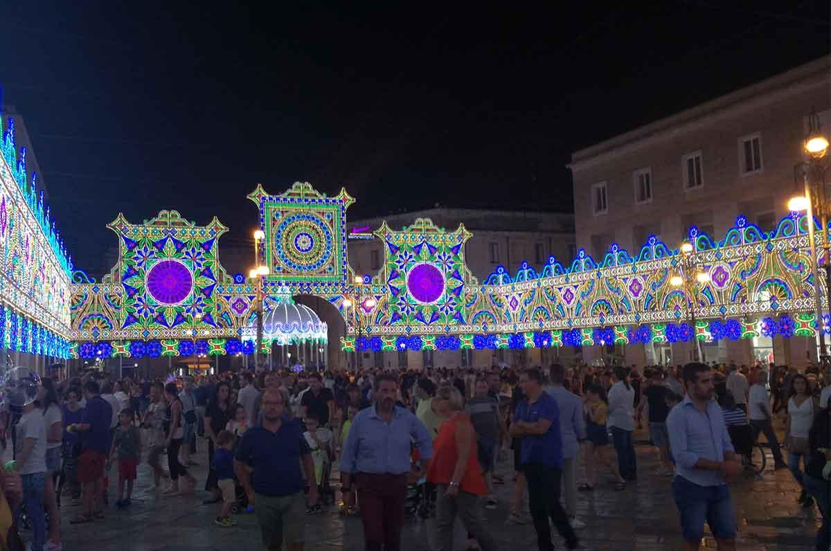 Festa patronale a Lecce, tre giorni all'insegna della tradizione