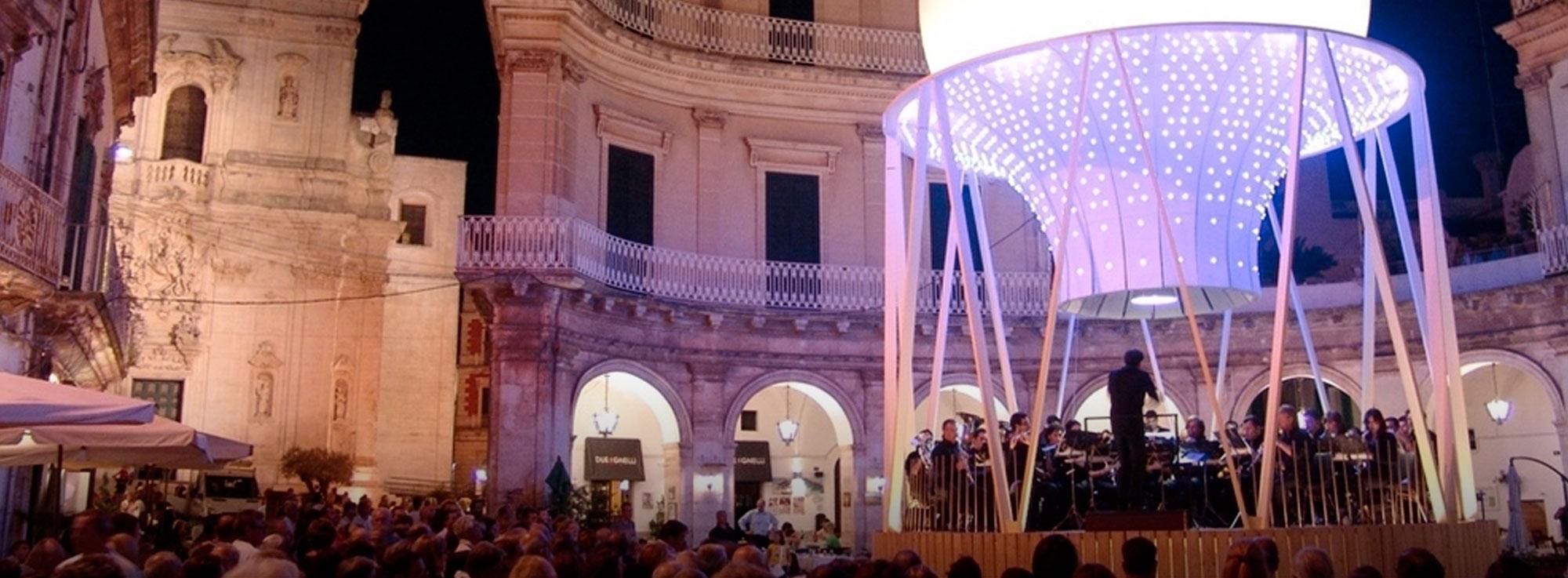 Martina Franca, Ostuni, Ceglie, Cisternino: Festival dei Sensi