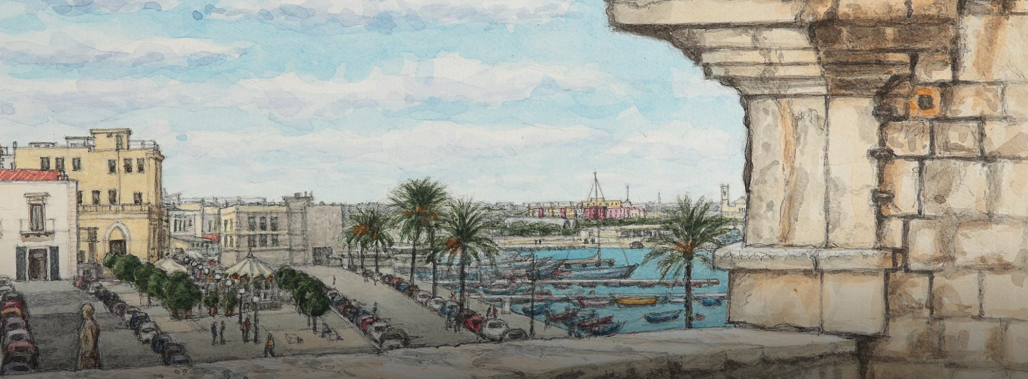 Molfetta: Scorci e volti di una città, Marco Tagliaro in mostra