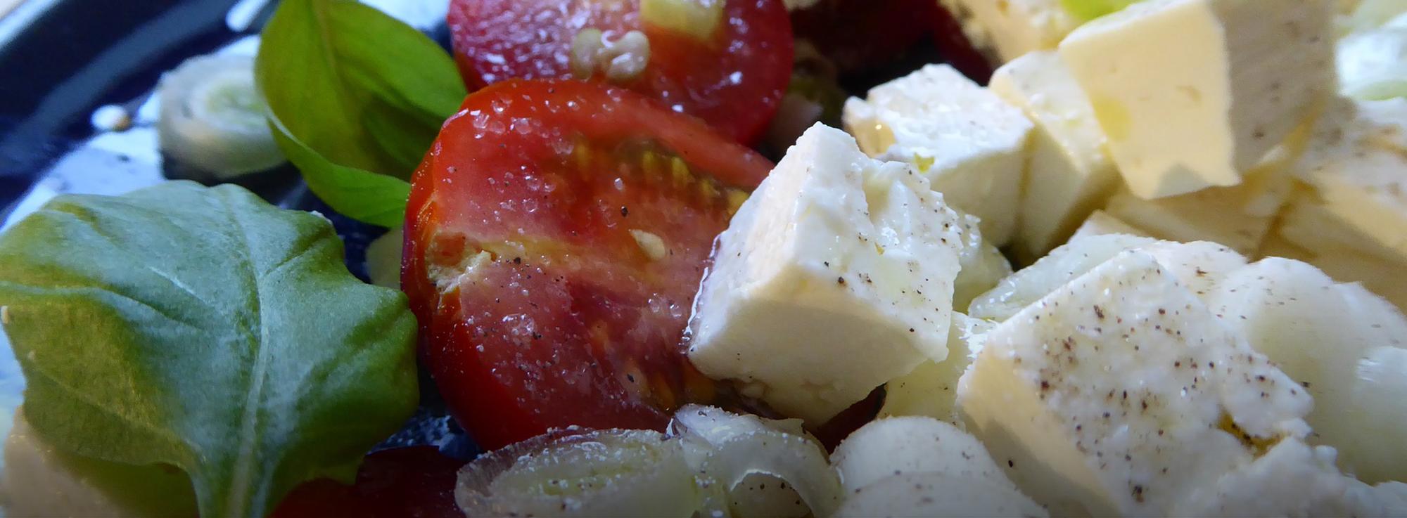 Ricetta: Pasta alla Greca
