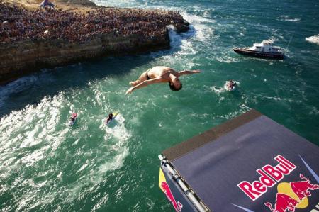 Red Bull Cliff Diving 2018, a Polignano la finale mondiale di tuffi estremi