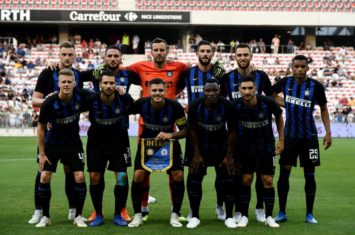 Inter contro Lione al Via del Mare di Lecce, l'ICC arriva in Puglia