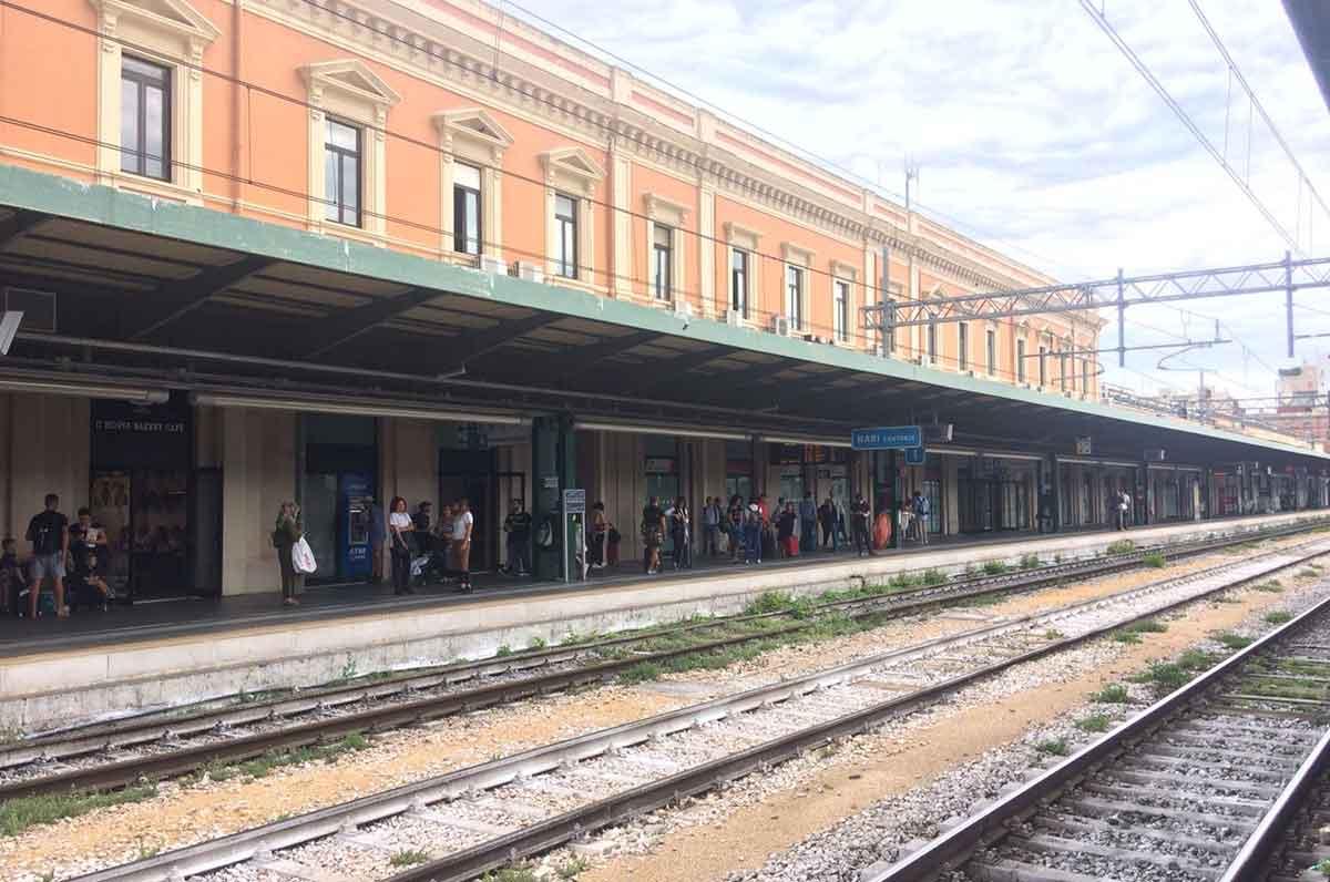Ferrovie dello stato Puglia: più treni tra Bari e Roma il lunedì e il venerdì
