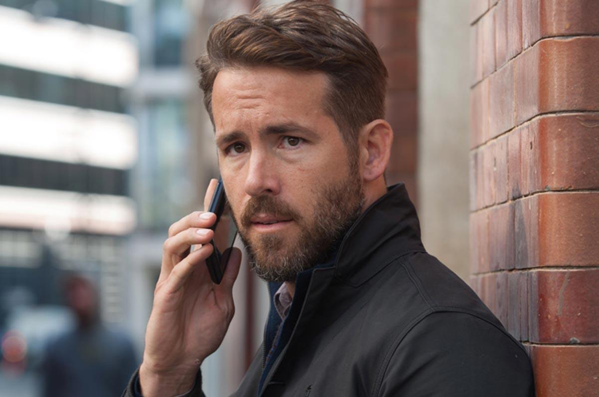 Ryan Reynolds a Taranto per le riprese di Six Underground
