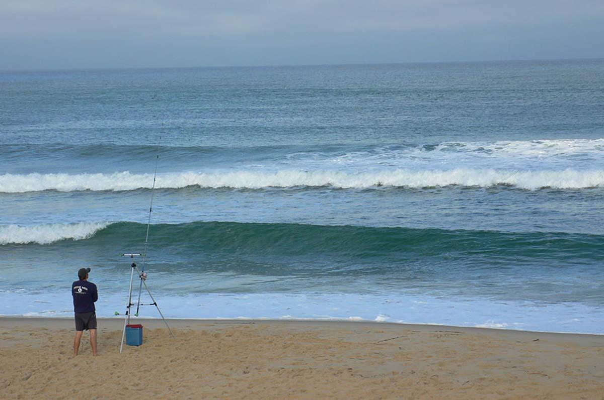 Campionati Europei di Surfcasting per la prima volta in Italia sul Gargano