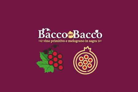Bacco per Bacco, a Turi una festa per il vino e il melograno