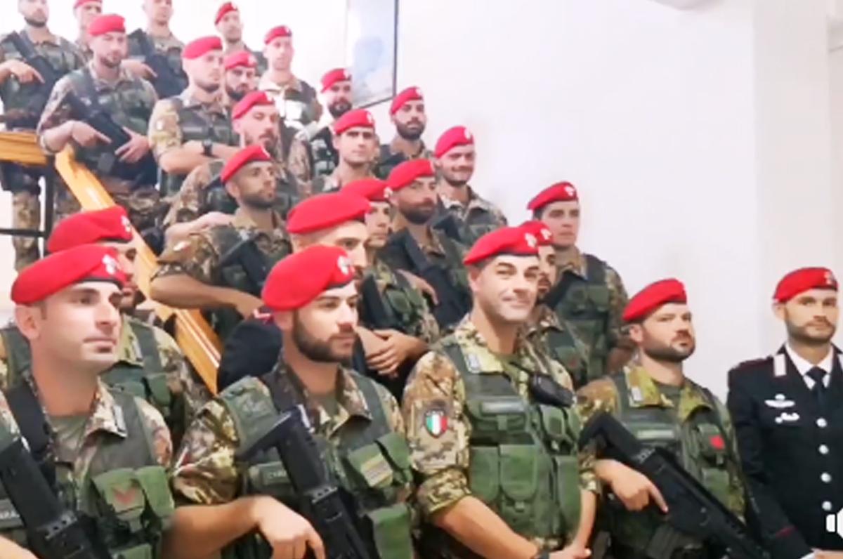 Cacciatori Puglia, il nuovo squadrone dei Carabinieri parte dal Gargano