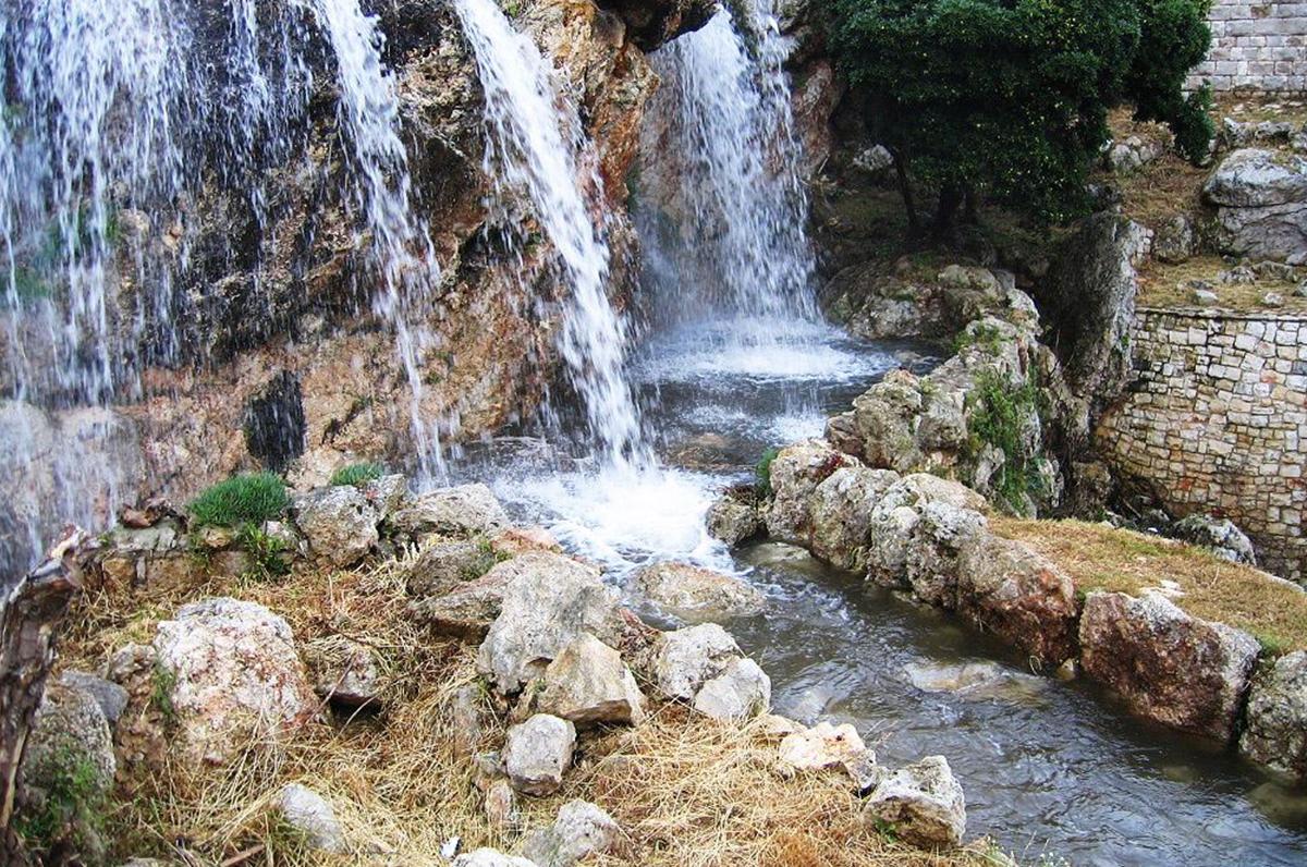 Cascata Monumentale di Santa Maria di Leuca, un tuffo di 120 metri