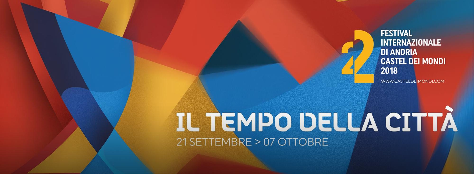 Andria: Festival Castel dei Mondi