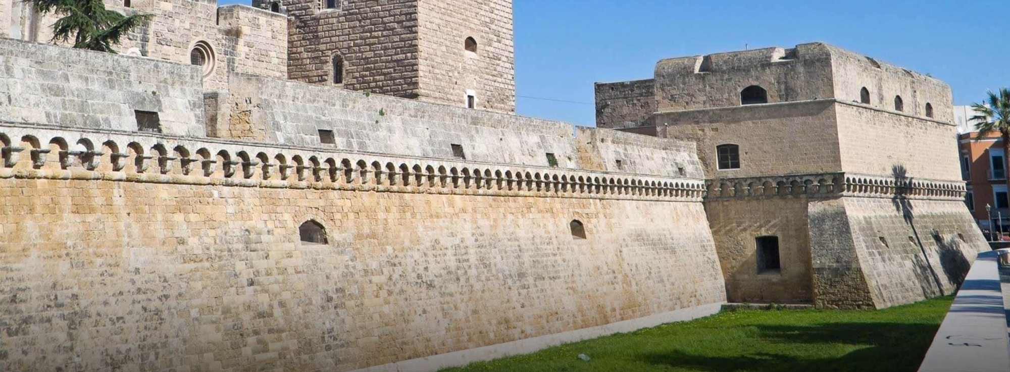 Bari: Apertura straordinaria del Castello normanno svevo di Bari