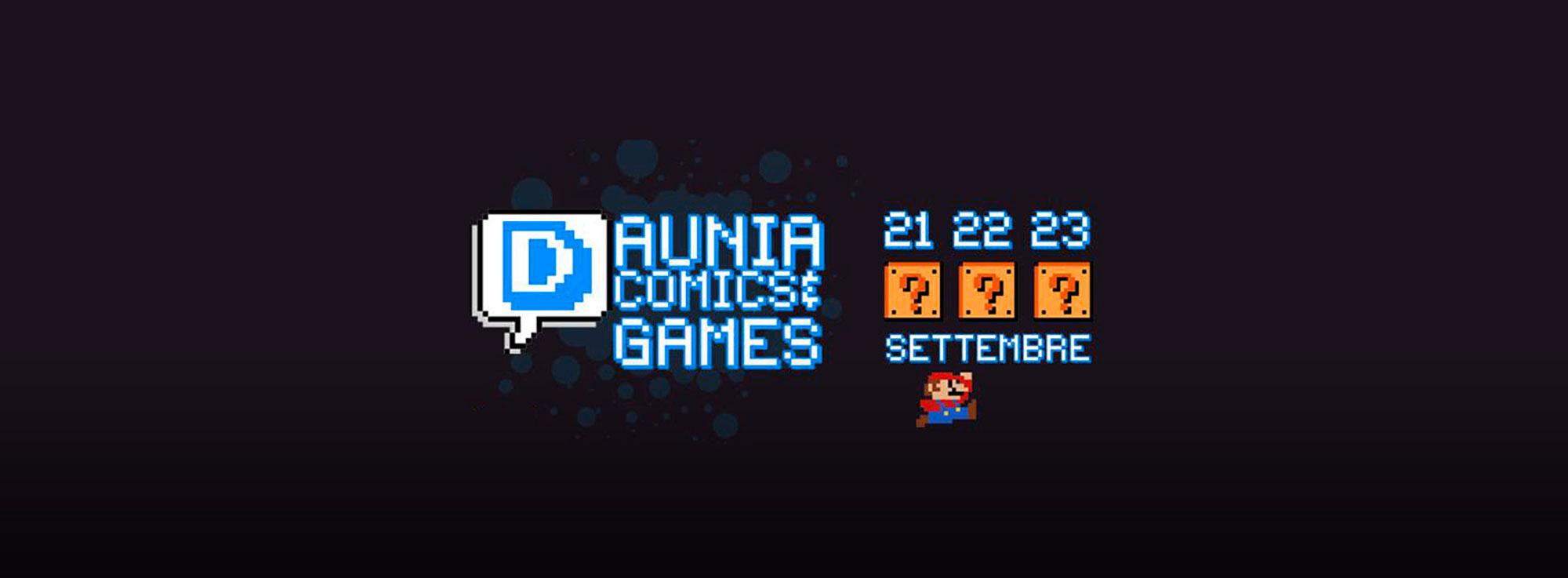 Foggia: Daunia Comics & Games