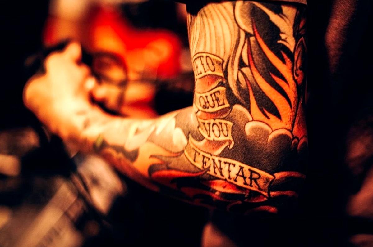 Dei due mari Tattoo