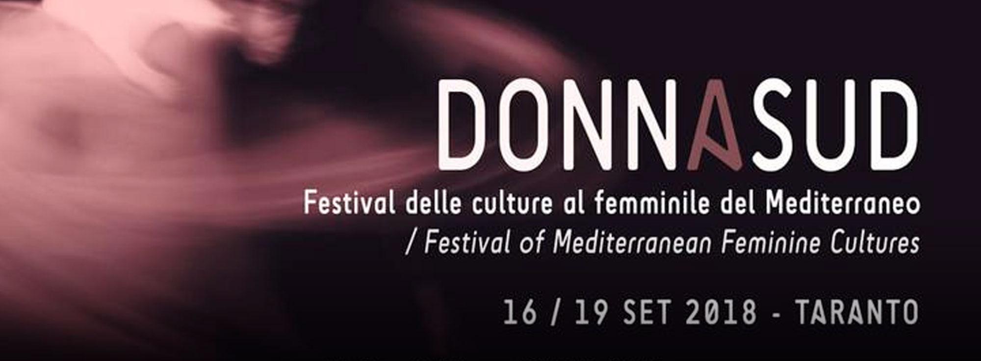 Taranto: Festival delle culture al Femminile del Mediterraneo