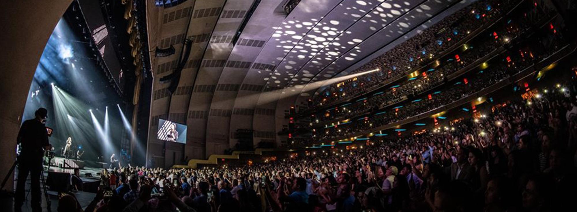Bari: Laura Pausini, Fatti Sentire World Wide Tour