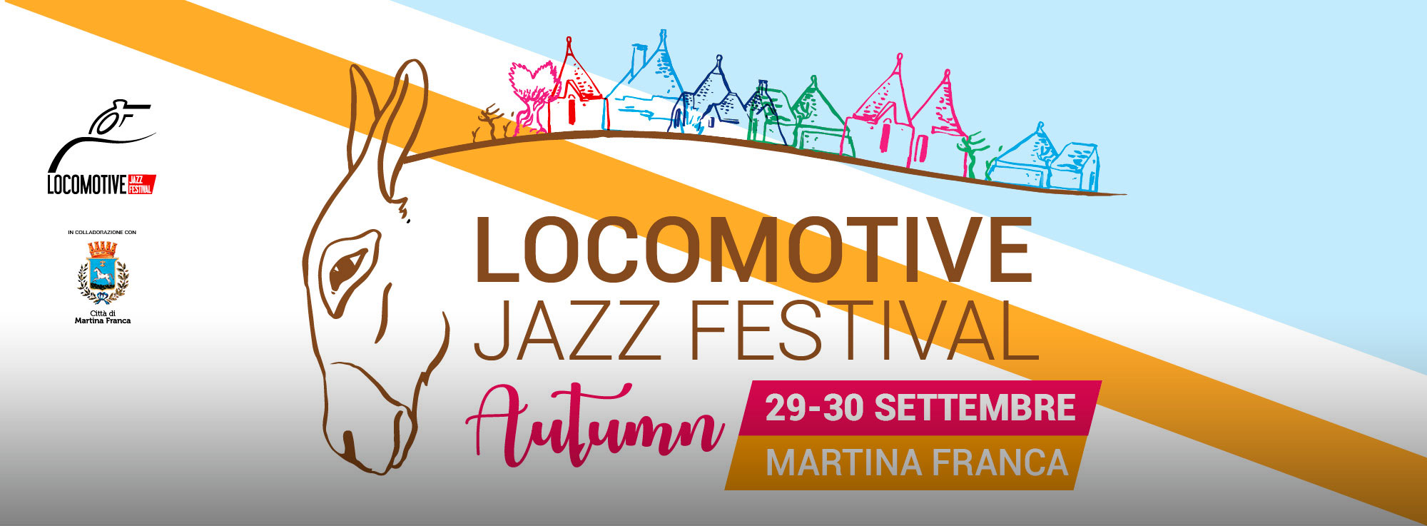 Martina Franca: Locomotive Jazz Festival - Autumn Edition