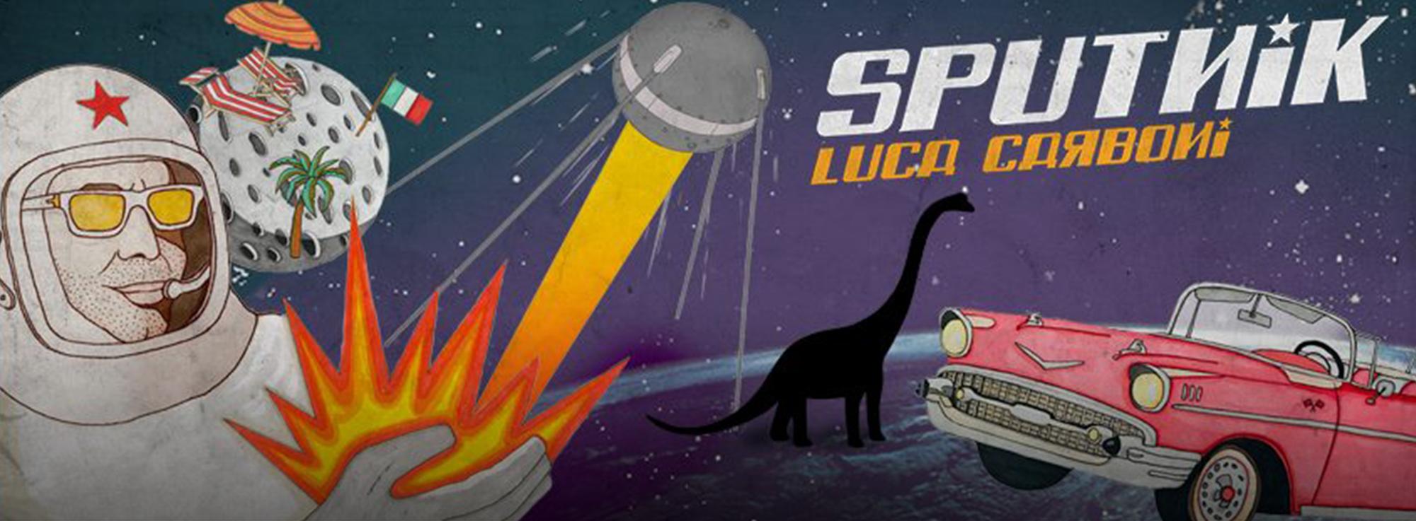 Modugno: Luca Carboni, Sputnik Tour
