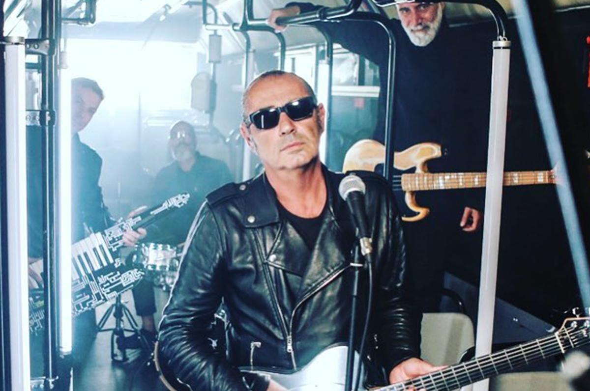 Luca Carboni, Sputnik Tour