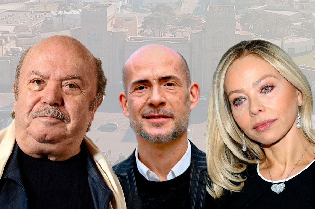 Bari, una Fiera del Levante tra famosi e politici: da Banfi a Salvini