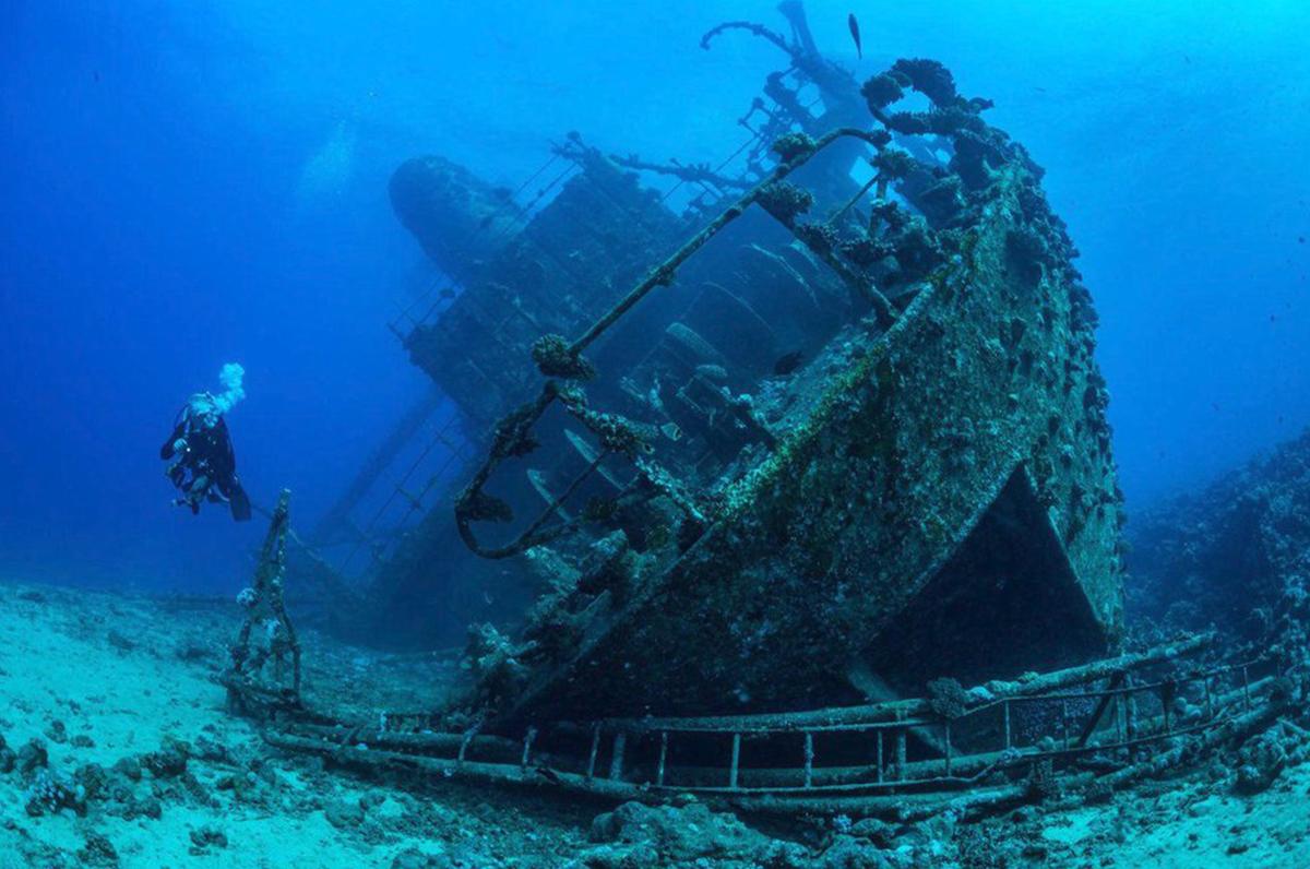 Relitti nascosti in Puglia, un mare che nasconde un vero tesoro