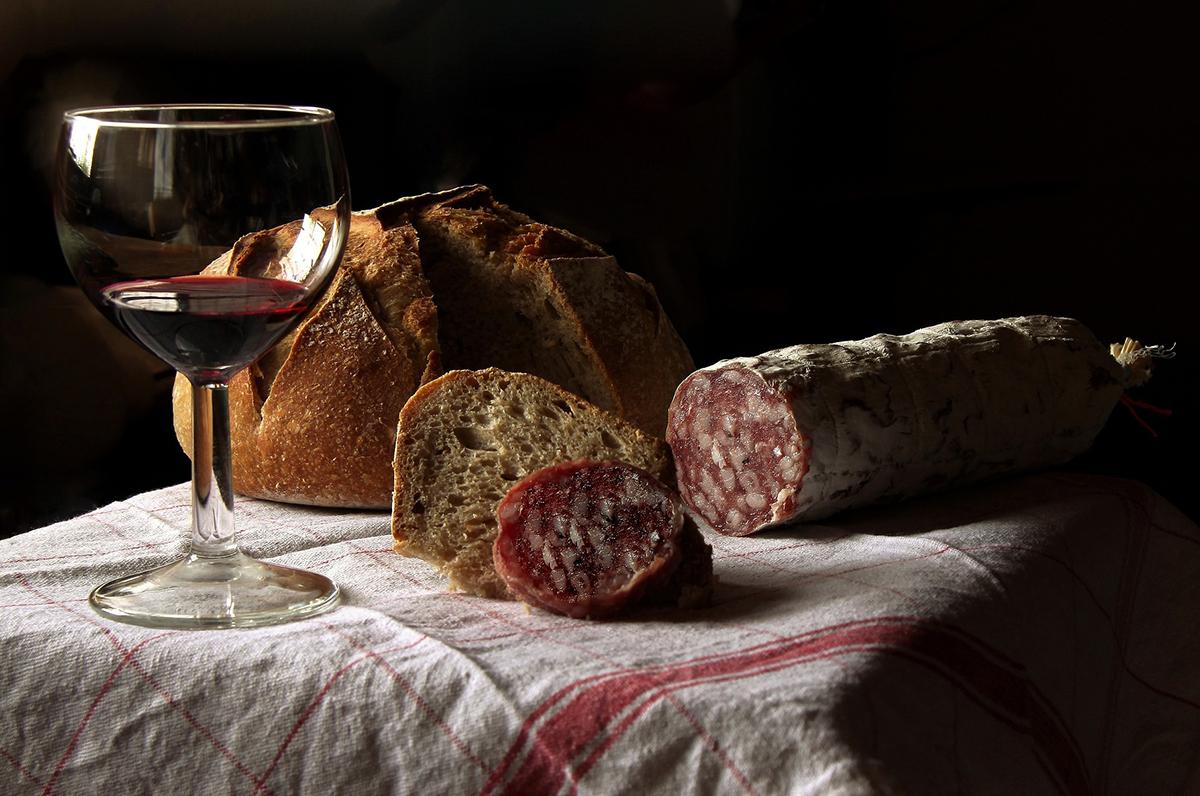 Sagra del Pancotto & Vino #CcchiuFort.