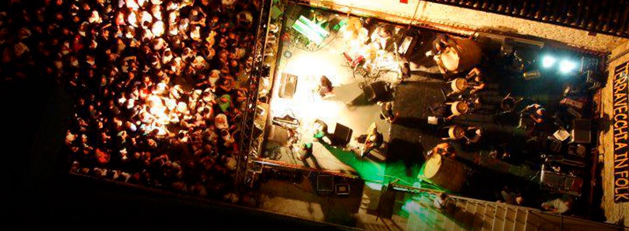 Pietramontecorvino: Terravecchia festival