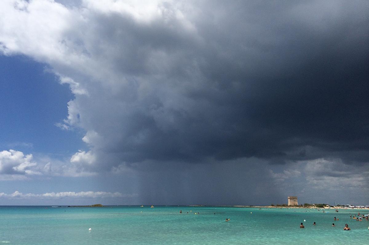 Weekend incerto su tutta la Puglia, il meteo di fine settembre