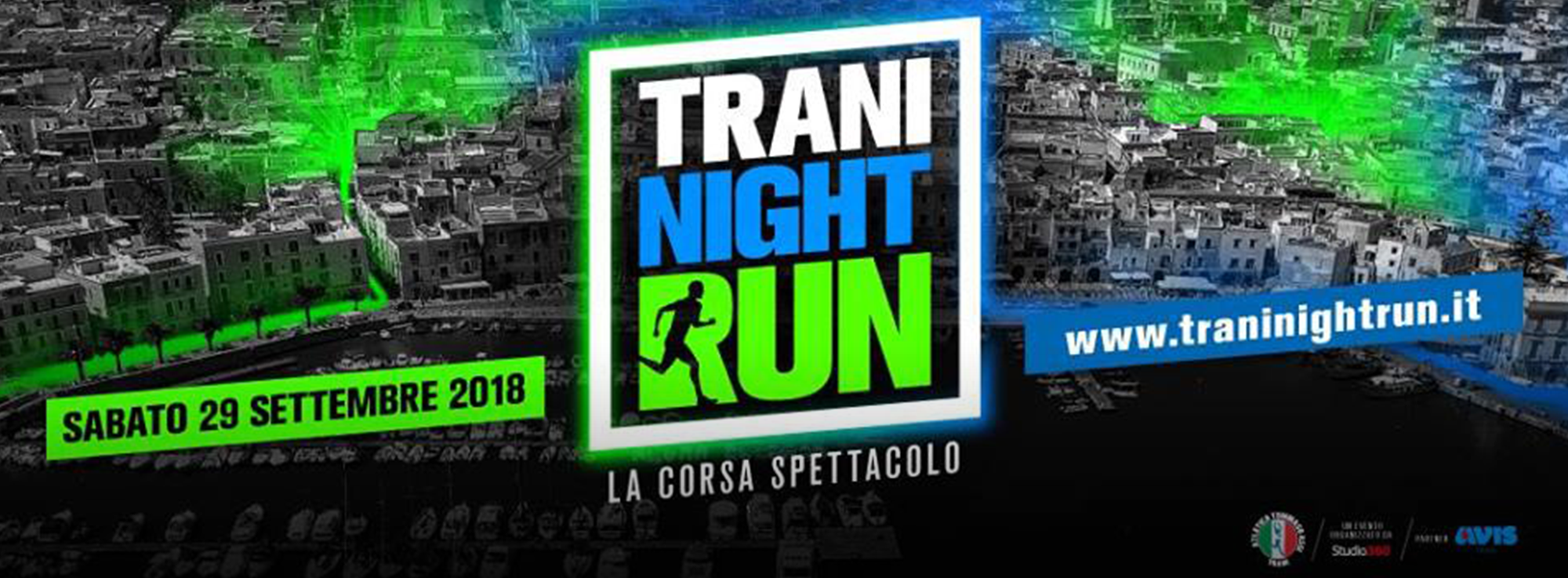Trani: Trani Night Run