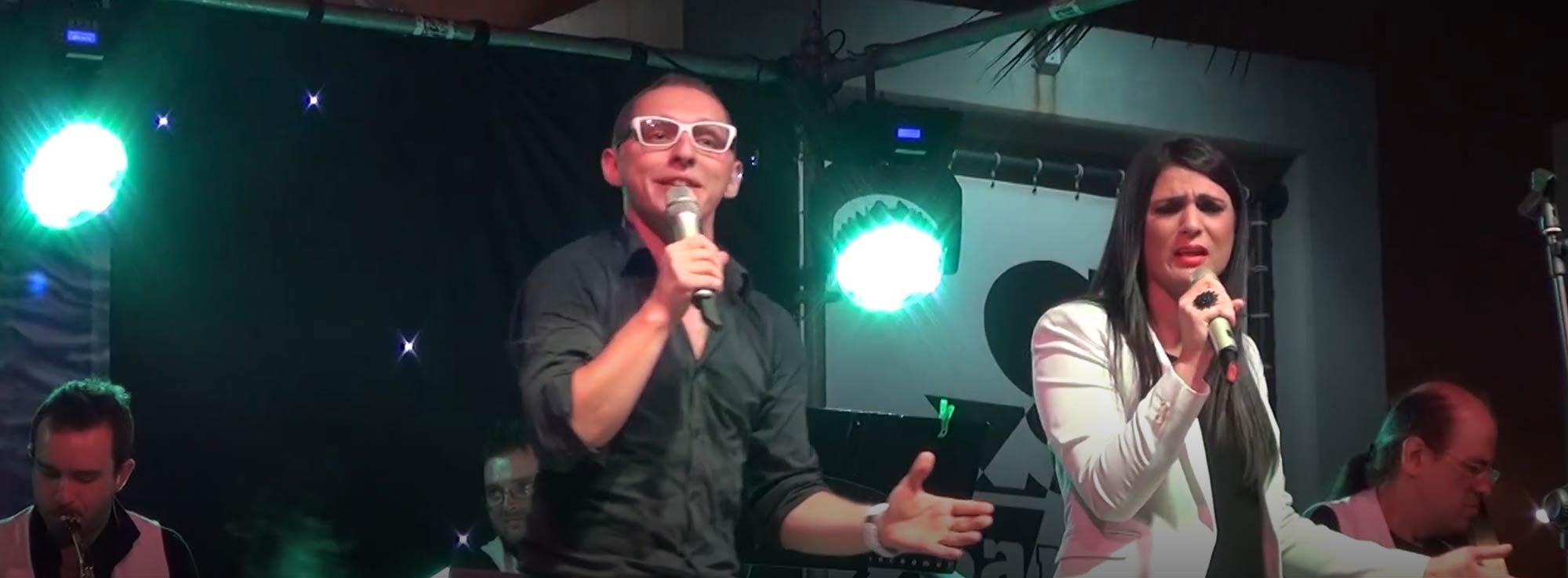 Foggia: Micky Sepalone, Angela Piaf e Canta Napoli Band in concerto