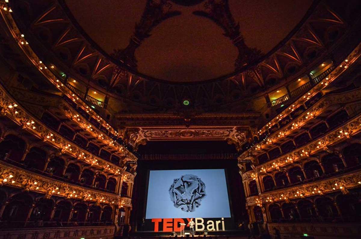 TedxBari, nel corso della quarta edizione l'eterotopia, luoghi e spazi