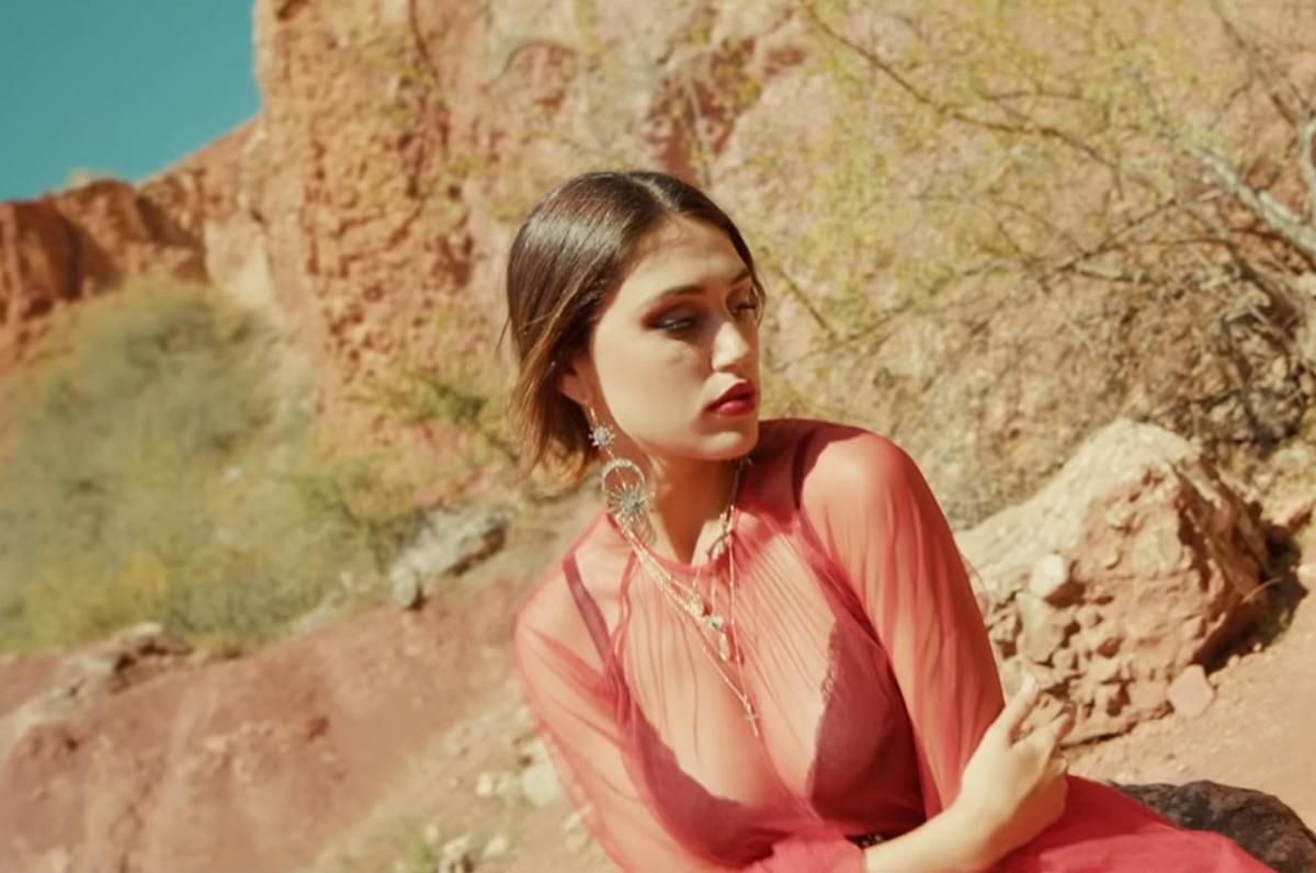 Puglia sullo sfondo del nuovo video di Achille Lauro con Cecilia Rodriguez