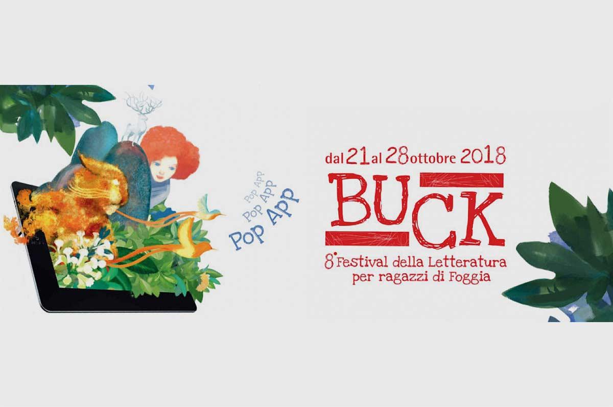 Buck - Festival della Letteratura per Ragazzi