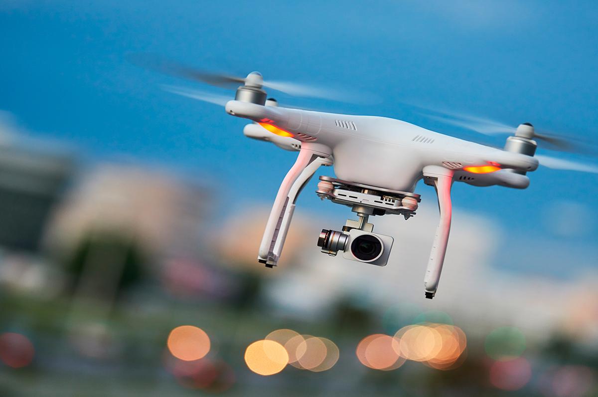 Droni per la Polizia, a Bari la legalità si tutela dal cielo