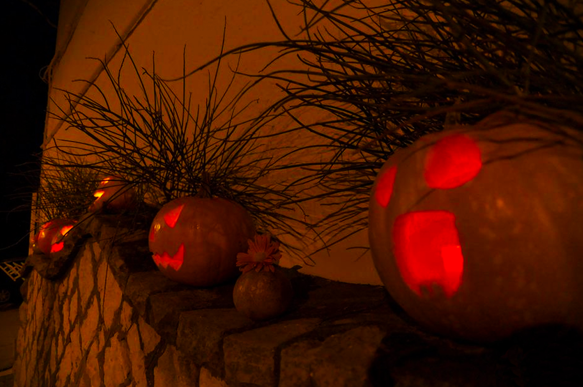 Halloween, festa presente in Puglia dall'era romana