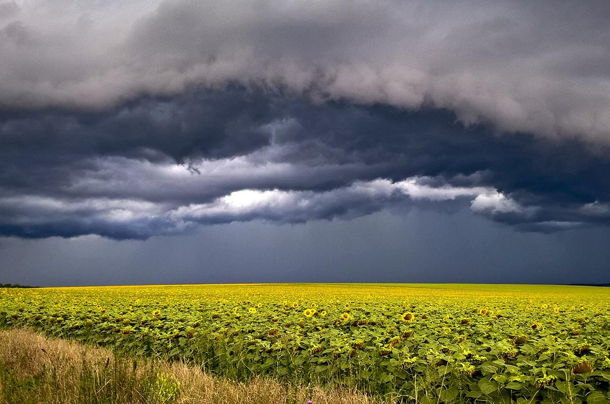 Weekend in Puglia, clima incerto e forte rischio pioggia sulla regione