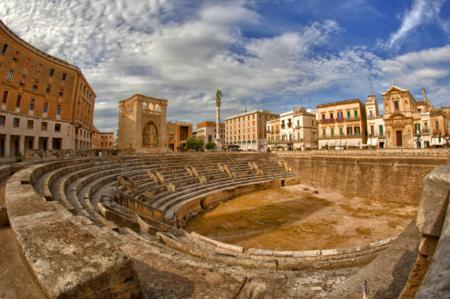 Settimana di metà ottobre, un weekend instabile per la Puglia