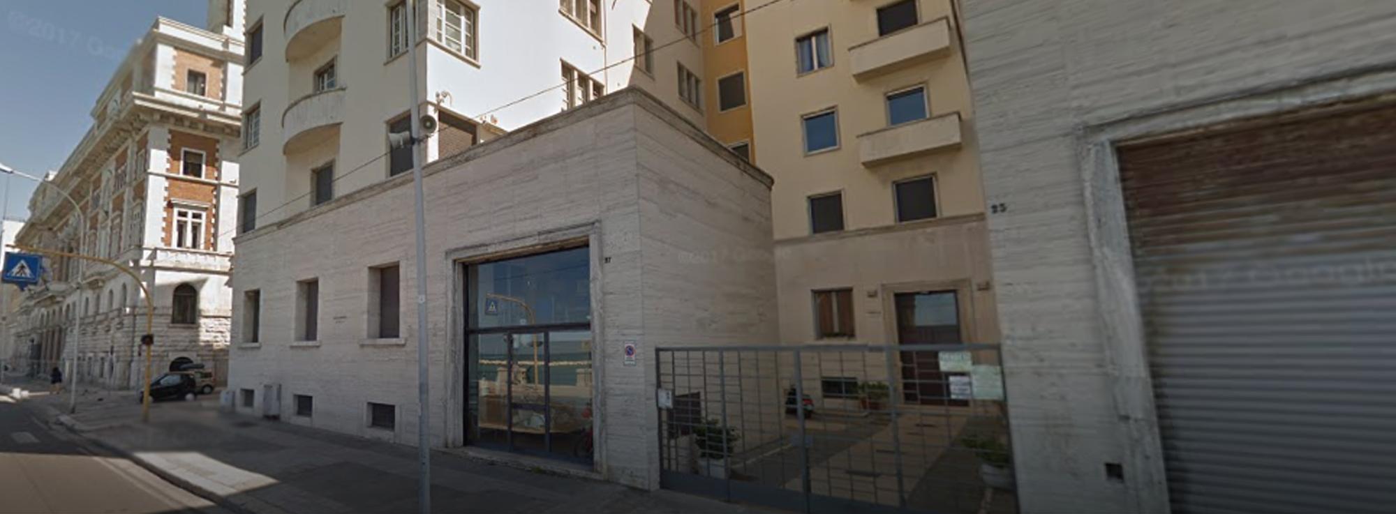 Bari: Mimmo Paladino, Mathematica