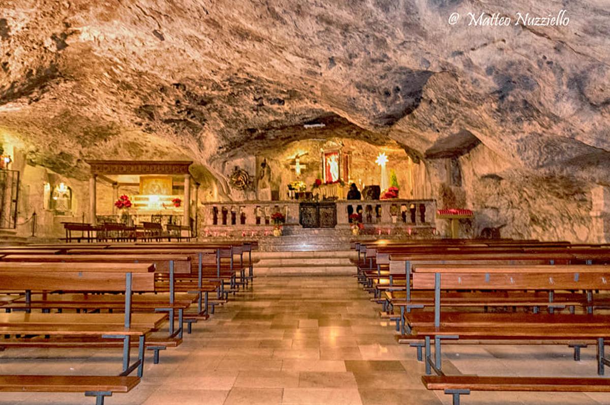 San Michele Arcangelo e le quattro apparizioni a Monte Sant'Angelo