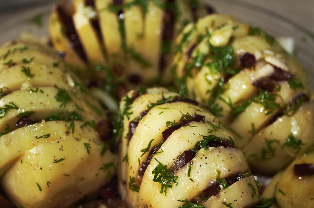 Patate con tartufo