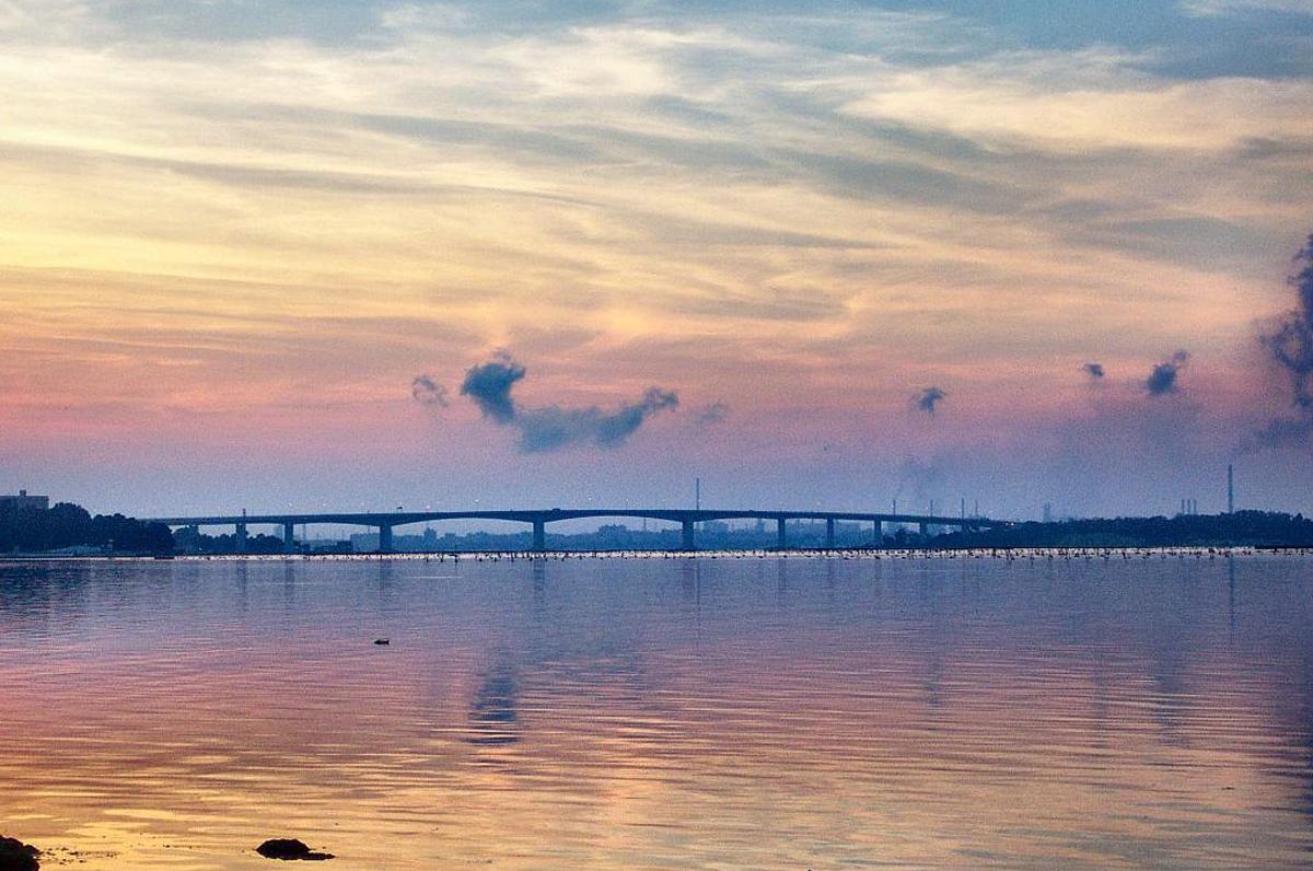 Ponte Punta Penna di Taranto, premiato il progetto dell'Acquedotto