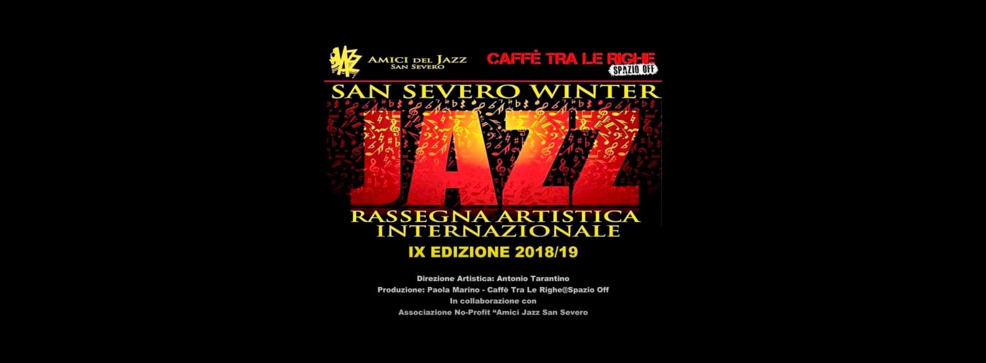 San Severo: San Severo Winter Jazz Festival