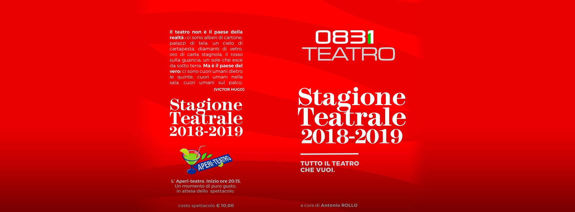 Brindisi: 0831 Teatro