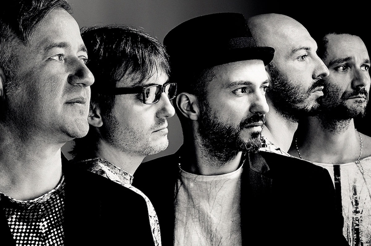Subsonica Instore Tour