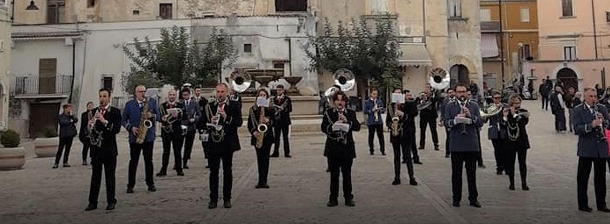 Taranto: Festa di Santa Cecilia