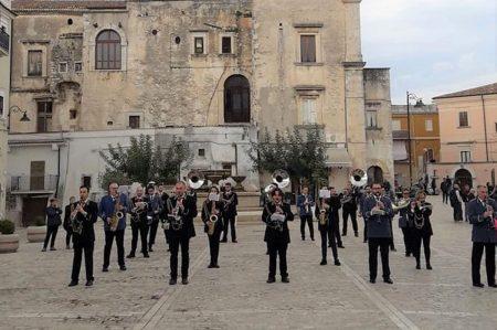 Festa di Santa Cecilia a Taranto