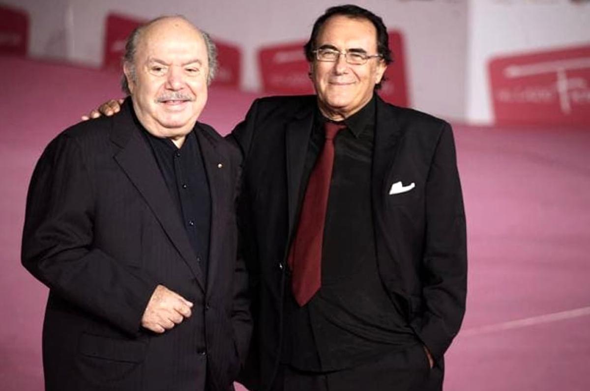Lino Banfi e Al Bano insieme per una fiction, sarà un inno alla Puglia