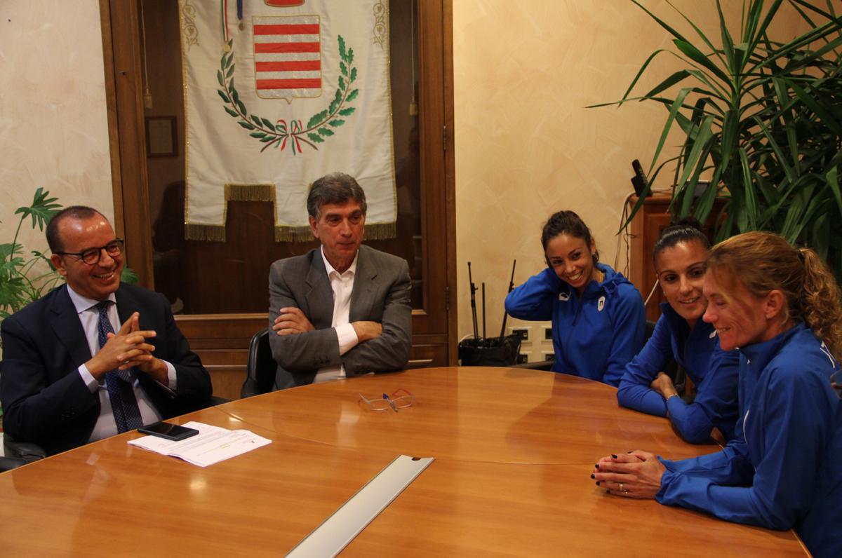 Maratona FIDAL, a Barletta il primo Raduno Nazionale degli atleti
