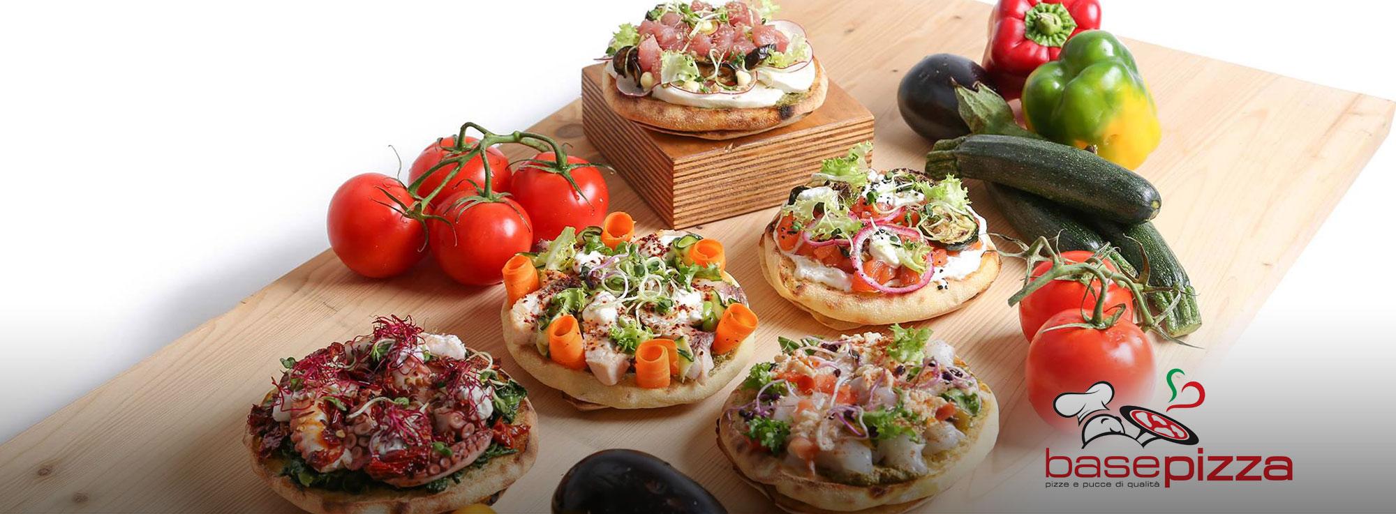 Base Pizza Gravina in Puglia