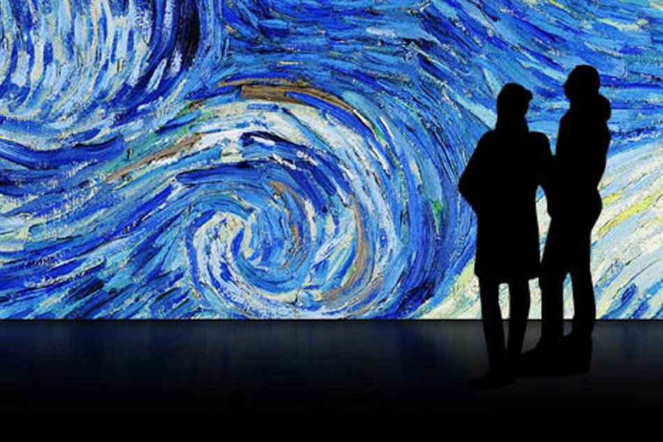 Van Gogh apre il nuovo Teatro Margherita, a Bari la mostra interattiva