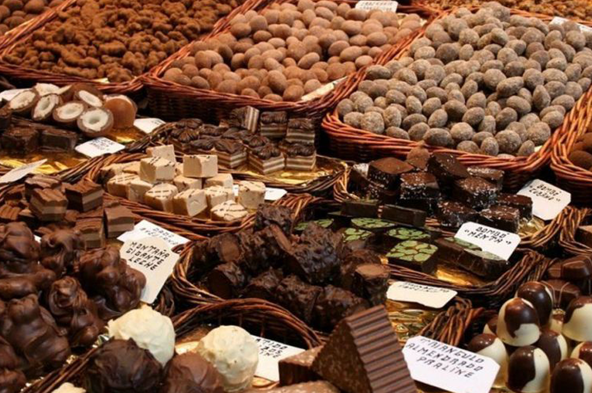 Festival del Cioccolato, a Trani la dolcezza è di casa